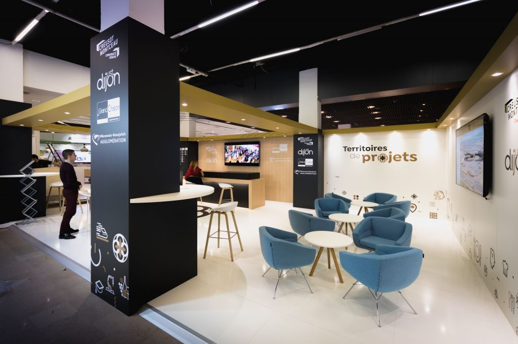 STAND EXPOSITION CONSEILS WOODILIS